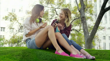 Skechers Bobs TV Spot, 'Donated Shoes' Featuring Brooke Burke Charvet - Thumbnail 3