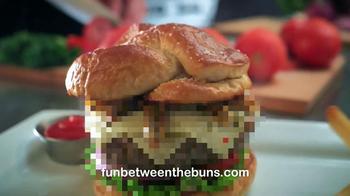 Ruby Tuesday TV Spot, 'Fun Between the Buns' - Thumbnail 6