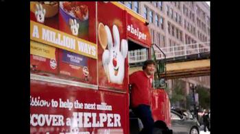 Hamburger Helper TV Spot, 'Helper Help Line' - Thumbnail 3