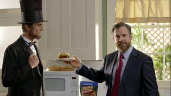 Ball Park Beef Patty TV Spot, 'Abraham Lincoln' - Thumbnail 5