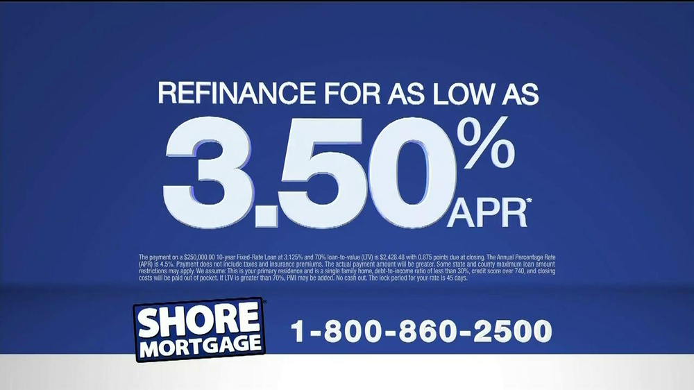 Shore Mortgage TV Commercial, 'Ways of Saying You Need Help'