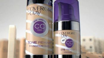 CoverGirl + Olay CC Cream TV Spot, 'Dominos' Featuring Queen Latifah - Thumbnail 3