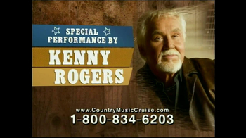 Country Music Cruise TV Spot - Thumbnail 3