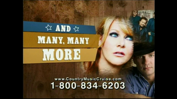 Country Music Cruise TV Spot - Thumbnail 4