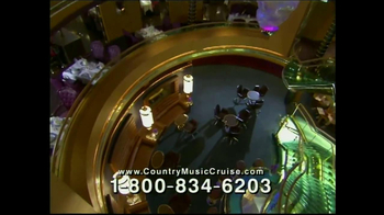 Country Music Cruise TV Spot - Thumbnail 6