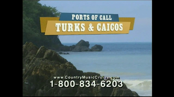Country Music Cruise TV Spot - Thumbnail 7