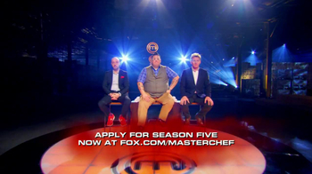 Master Chef Auditions TV Spot - Thumbnail 5