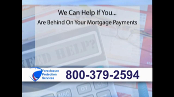Foreclosure Protection Services TV Spot - Thumbnail 3