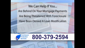 Foreclosure Protection Services TV Spot - Thumbnail 4