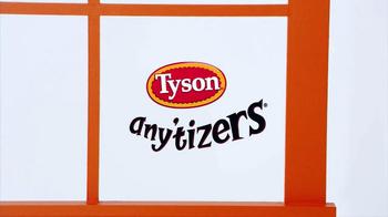 ABC Family TV Spot, 'Tyson Any'tizers' Featuring Melissa Peterman - Thumbnail 10
