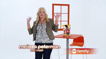 ABC Family TV Spot, 'Tyson Any'tizers' Featuring Melissa Peterman