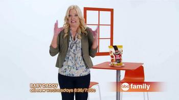 ABC Family TV Spot, 'Tyson Any'tizers' Featuring Melissa Peterman - Thumbnail 8