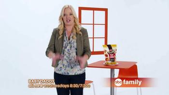 ABC Family TV Spot, 'Tyson Any'tizers' Featuring Melissa Peterman - Thumbnail 9