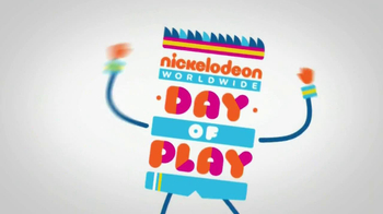 Nickelodeon Worldwide Day of Play TV Spot, 'Play Together' - Thumbnail 9