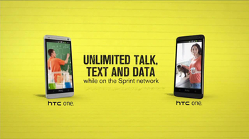 Sprint HTC One TV Spot, 'Personal Tutor' - Thumbnail 8