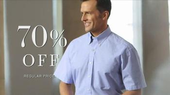 JoS. A. Bank TV Spot, 'New Season of Savings' - Thumbnail 9