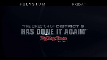 Elysium - Alternate Trailer 14