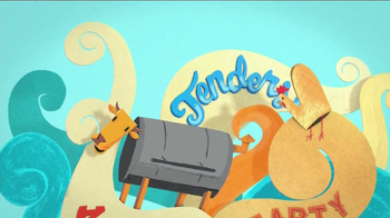 Friskies Grillers Tender & Crunchy TV Spot - Thumbnail 5
