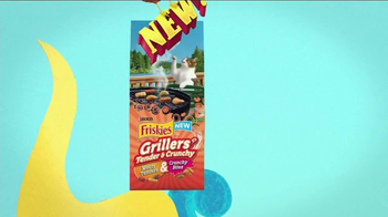 Friskies Grillers Tender & Crunchy TV Spot - Thumbnail 8