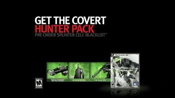 GameStop TV Spot, 'Splinter Cell Blacklist' - Thumbnail 10