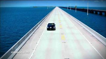 Volkswagen Beetle Convertible TV Spot, 'Shark Week' Featuring Luke Tipple - Thumbnail 1