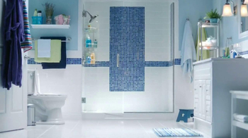 Scrubbing Bubbles Bathroom Cleanser TV Spot, 'Door Is Open' - Thumbnail 1