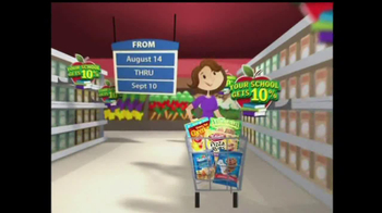 Safeway TV Spot, '2 Ways 2 Earn' - Thumbnail 8