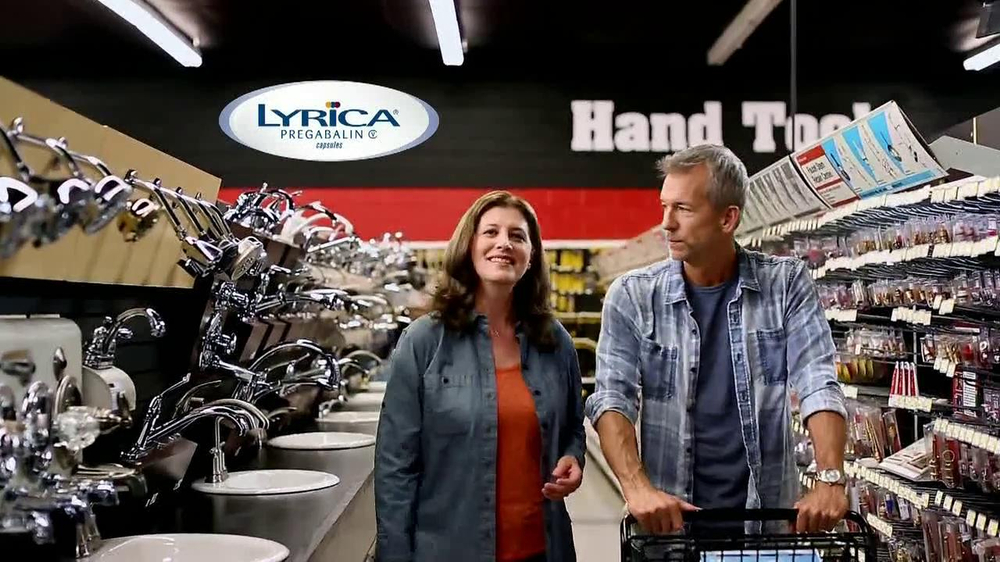 Lyrica TV Commercial, 'Ongoing Pain'