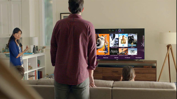 Samsung Smart TV TV Spot, 'Meet the Family' - Thumbnail 4