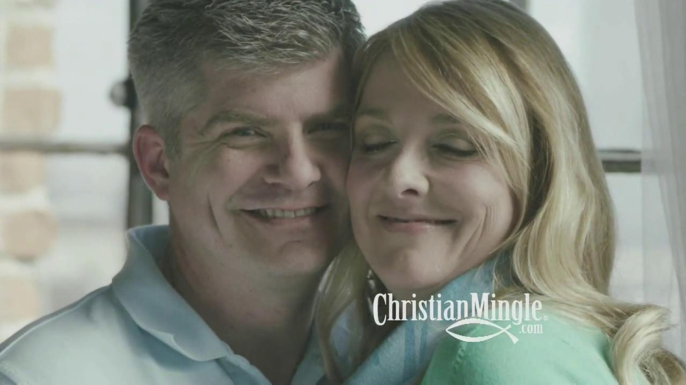 ChristianMingle.com TV Commercial 'Andrea & Bryan'