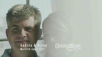 ChristianMingle.com TV Spot 'Andrea & Bryan' - Thumbnail 2