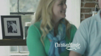 ChristianMingle.com TV Spot 'Andrea & Bryan' - Thumbnail 5