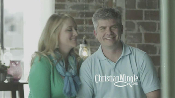 ChristianMingle.com TV Spot 'Andrea & Bryan' - Thumbnail 6