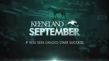 Keeneland September Sale TV Spot, 'One Sale' - Thumbnail 6