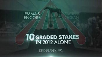 Keeneland September Sale TV Spot, 'One Sale' - Thumbnail 2