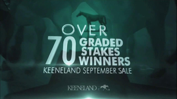 Keeneland September Sale TV Spot, 'One Sale' - Thumbnail 4
