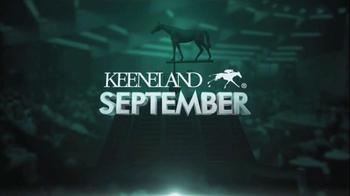 Keeneland September Sale TV Spot, 'One Sale' - Thumbnail 5