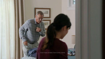 Samsung Smart TV Evolution Kit TV Spot, 'Hot Yoga' - Thumbnail 4