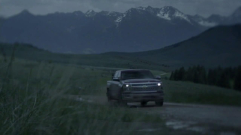 Chevrolet Silverado TV Spot, 'A Man and His Truck' Song By Will Hoge - Thumbnail 2