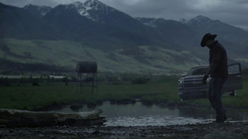 Chevrolet Silverado TV Spot, 'A Man and His Truck' Song By Will Hoge