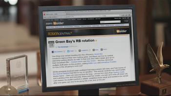 ESPN Fantasy Football Insider TV Spot, 'Informant' - Thumbnail 4