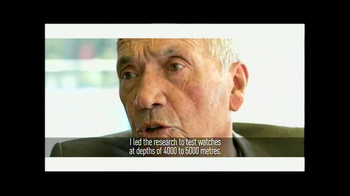 Rolex TV Spot, 'National Geographic: Henri-Germain Delauze' - Thumbnail 8