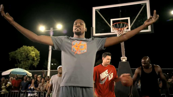 Foot Locker TV Spot, 'Nicknames' Featuring Kevin Durant - 127 commercial airings