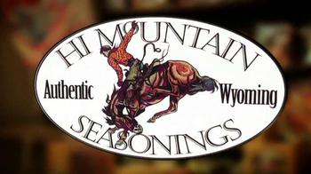 Hi Mountain Jerky TV Spot - Thumbnail 10
