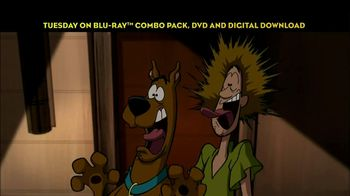 Scooby Doo Stage Fright Blu-ray Combo Pack TV Spot