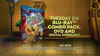 Scooby Doo Stage Fright Blu-ray Combo Pack TV Spot - Thumbnail 10