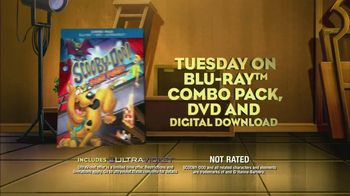 Scooby Doo Stage Fright Blu-ray Combo Pack TV Spot - Thumbnail 9