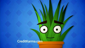 Credit Karma TV Spot, 'Talking Plant'