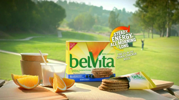 belVita TV Spot, 'Golf All Morning' - Thumbnail 6