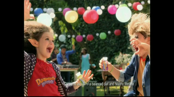 Danimals Smoothies TV Spot, 'Burstified' Feat. Bella Thorne, Ross Lynch - Thumbnail 2